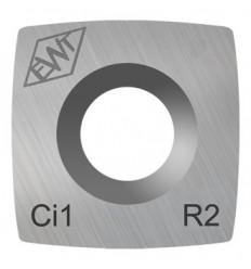 Plaquita metal duro Ci1-R2