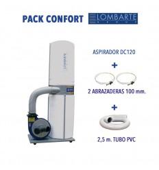 Pack confort DC 120 aspiración Artesano (mono)